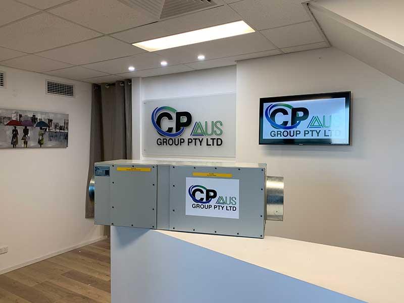 Air Purification Services - CP Group Aus