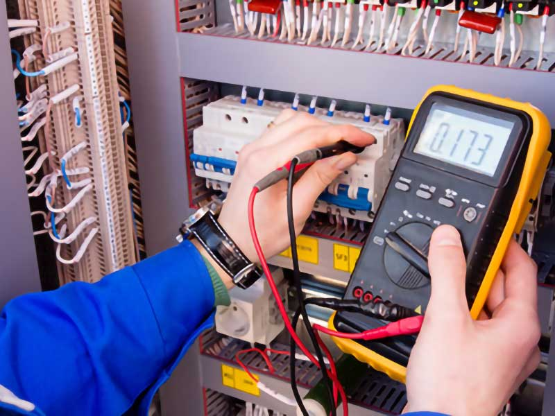 Electrical Services - CP Group Aus