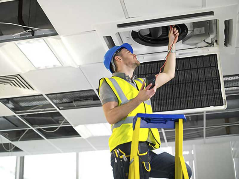 Air Conditioning Services - CP Group Aus