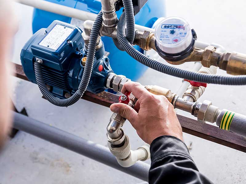 Plumbing Services - CP Group Aus