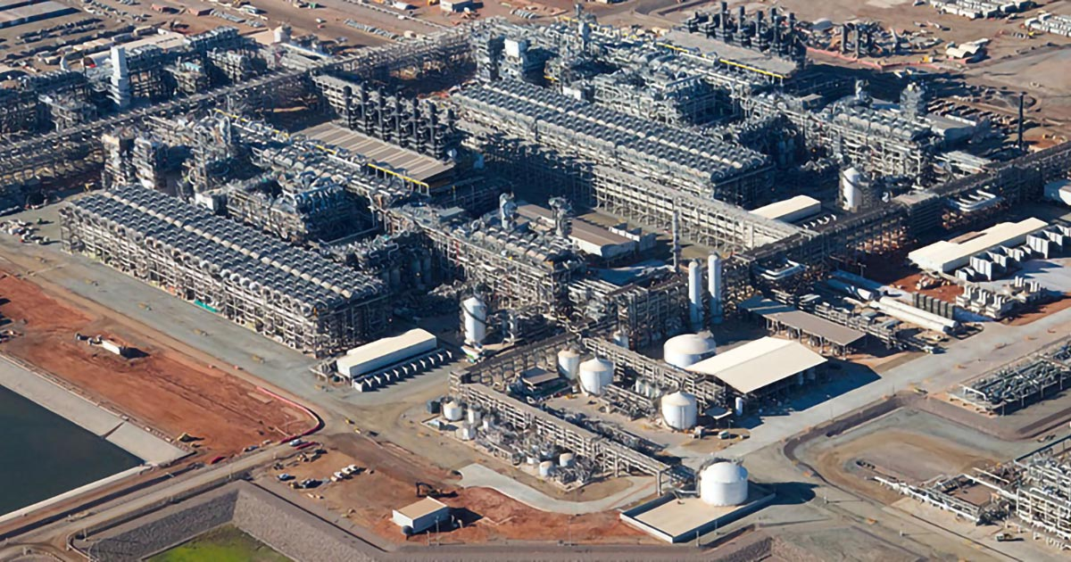 Chevron – Wheatstone HVAC Project - CP Group Aus